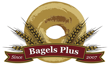 Bagels Plus logo